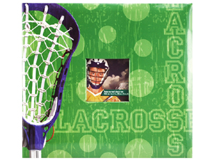 MBI 12x12 Lacrosse Scrapbook