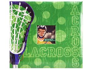MBI 12x12 Lacrosse Scrapbook