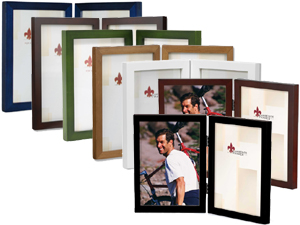 Lawrence 5x7 Double Wood Frames