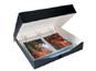Lineco Ebony 3-Ring Boxbinder