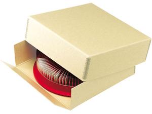 Lineco Slide Carousel Storage Box