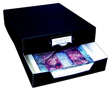 Digital Output Storage Box For 9-1/2x11-1/2