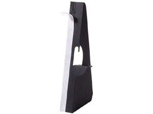 Lineco Easel Backs in Black 3 Inch (500 Box)