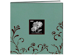 Pioneer MB-10CES Scroll Frame Fabric 12x12 Scrapbook