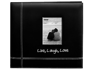 Pioneer MB-10LLL 12x12 Live, Laugh, Love Scrapbook