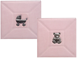 Pioneer MB-10MAB 12x12 Baby Metal Applique Scrapbook