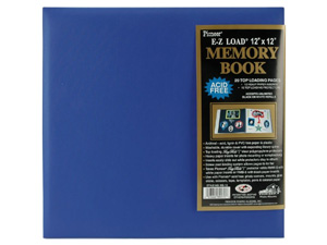 Pioneer MB-10P 12x12 Pastel Memory Book