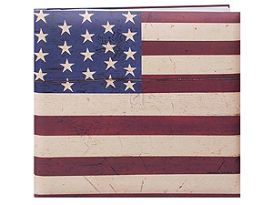 Pioneer MB-10WK 12x12 American Flag Scrapbook