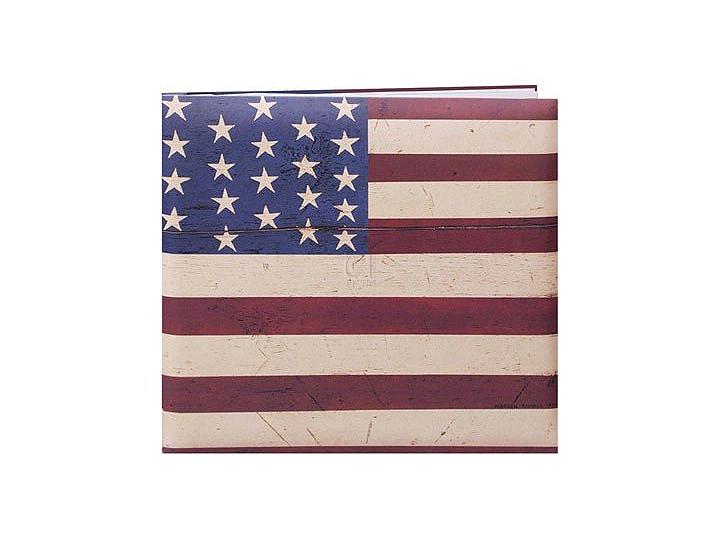 Pioneer Mb 10wk 12x12 American Flag Scrapbook