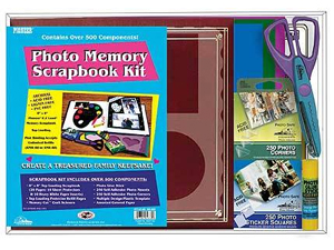 Pioneer MB-88K 8x8 Memory Scrapbook Kit