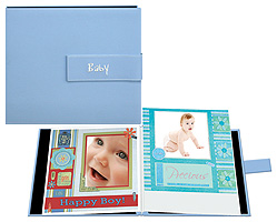 Pioneer MB-10EXPB 12x12 Expressions Baby Scrapbook