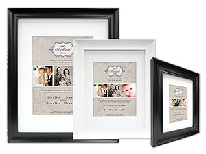 MCS Archival Series Picture Frames