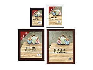 MCS Economy Flat-Top Picture Frame