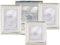 Lawrence Beaded Silver Plated Picture Frame