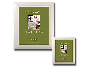 MCS Nantucket White Picture Frames