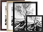 MCS Solid Wood Art Picture Frames