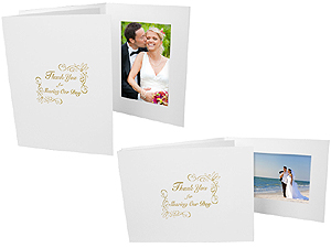 Sharing Our Day 4x6 Event Photo Folders (25 Pack)