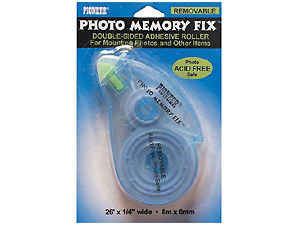 Pioneer Photo Memory Fix - Removable