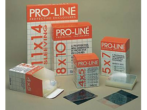 Pro-Line Negative Sleeves For 8x10 (100 Pack)