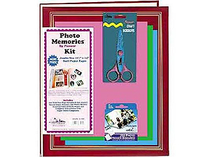 Pioneer SJ-100K Jumbo 11x14 Scrapbook Kit