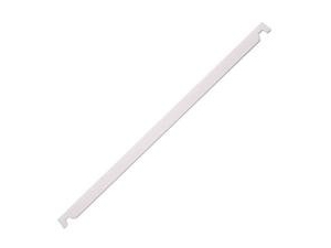 Print File SLB-1 Plastic Hanger Bars (Box of 500)
