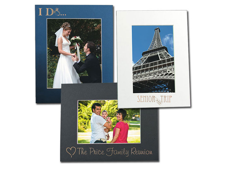 Beveled Easel Frame For 5x7 (25 Pack)
