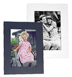 Cardboard Picture Frames 5x7 (25 Pack)