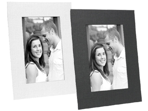 Cardboard Picture Frames 4x6 (25 Pack)