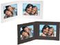 Double View Folders 7x5 Horizontal (25 Pack)