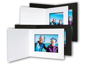 Standard Event Photo Folders For 4x6 (25 Pack)