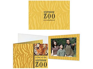 Custom Printed Full Color Event Photo Folders - Deluxe