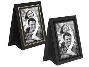 Grandeur Easel Frames 5x7 Vertical w/Foil Border (25 Pack)
