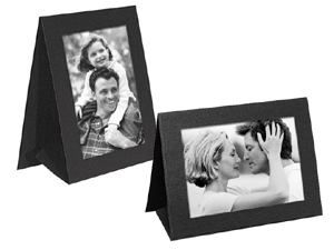 Grandeur Cardboard Easel Frames (25 Pack)