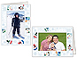 Christmas Photo Greeting Cards - Winter Fun (10 Pack)