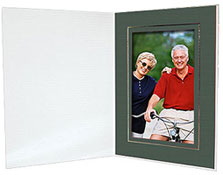 Premium Event Photo Folders For 4x6 (25 Pack)