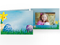 Easter Garden 5x7 Horizontal Photo Folders (25 Pack)