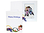 Snowmen Holiday Photo Folders for 5x7  (25 Pack)