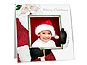Santa Polaroid Easel Frames (25 Pack)
