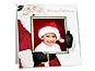 Santa Polaroid Easel Frames (25 Pack)