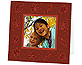 Fall Leaves Polaroid Easel Frames (25 Pack)