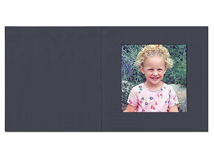 Cardboard Photo Folders Polaroid 600 (25 Pack)
