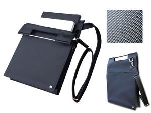 PRAT 362 Smart Line Vertical Portfolio Bag Medium For 11x14