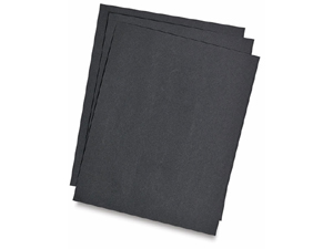 Itoya 8-1/2x11 Black Acid Free Refill Paper Inserts (24 Pack)