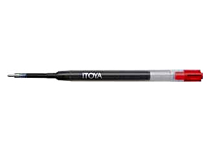 Itoya Gel Pen Refill Red (2 Pack)