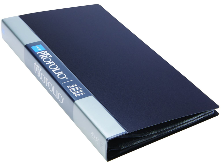 Itoya OL-240 Profolio Photo Album - 4x6
