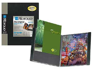 Itoya Art Profolio Multipage Album For 8.5x11 (72 Views)