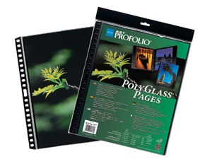 Itoya Polyglass Multi-Ring Pages For 11x17 (10)