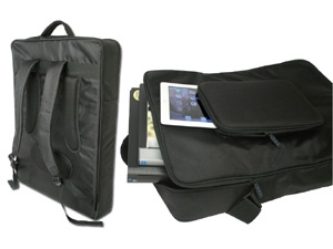 Itoya Skutr Bag 18x24 Album & Tablet Carrier