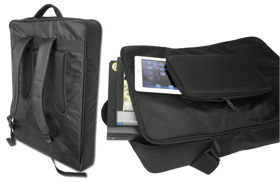 Itoya Skutr Bag 18x24 Album Amp Tablet Carrier