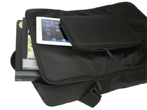 Itoya Skutr Bag 8-1/2x11 Album & Tablet Carrier